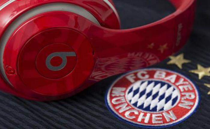 Beats by Dr. Dre ประกาศเป็นพาร์ทเนอร์กับสโมสร Bayern Munich