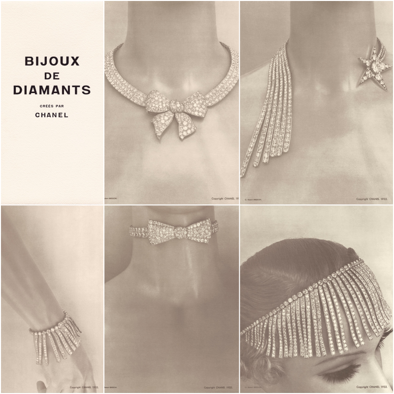 bijoux de diamants