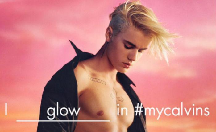 """บอกความเป็น Calvins Klein ในแบบของคุณเอง แคมเปญเท่ๆ เล่นผ่าน IG """"I _____ in #mycalvins"""""""