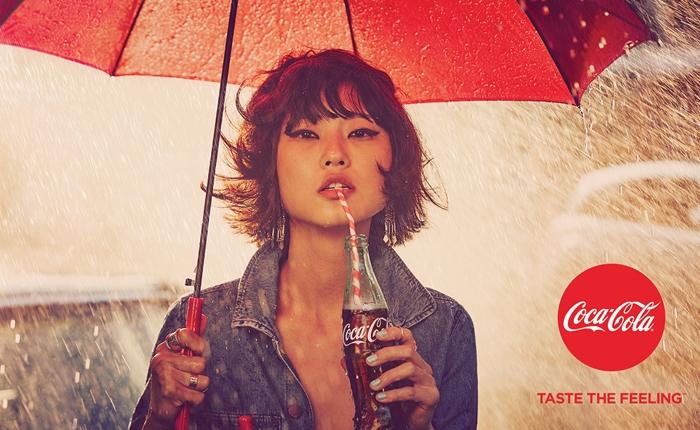 """รวม Print Ads ร่วมสมัยจาก Coca-Cola ที่ดูแล้วต้อง """"Taste the Feeling"""""""