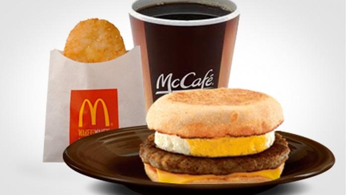 ยอดขาย McDonald's ในสหรัฐเพิ่มขึ้นอีกครั้งหลังเปิดขายเมนูอาหารเช้าแบบ All-Day