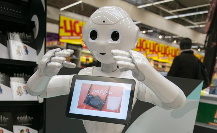 ทำความรู้จักกับ Pepper หุ่นยนต์ที่เราอาจจะมีติดบ้านในอนาคต
