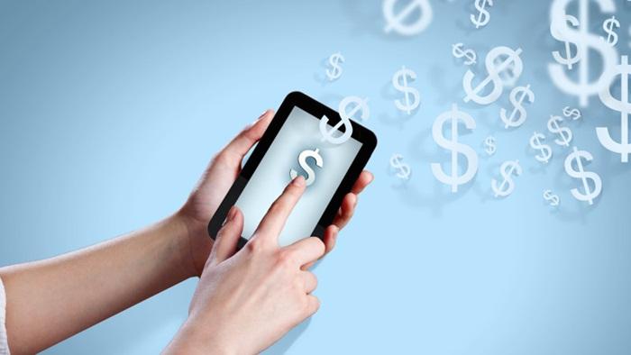 ผู้ใช้สมาร์ทโฟนสหรัฐ 50% จะจ่ายเงินซื้อของออนไลน์ภายในปี 2018