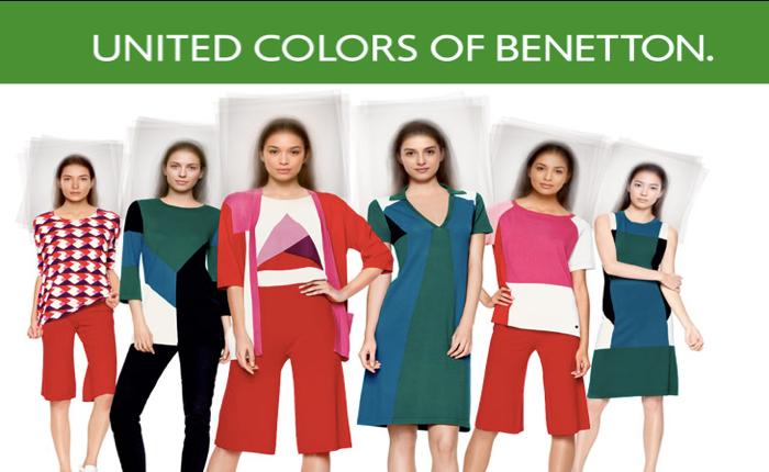 Benetton เก๋ไก๋นำเทรนด์อีกแล้ว สร้างภาพนางแบบเสื้อผ้าจากคอมพิวเตอร์
