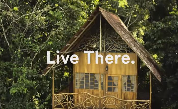 Airbnb ส่งโฆษณาใหม่ยั่วใจนักท่องเที่ยวสุดแนวด้วยที่พักที่ต้องอยากนอนสักครั้งในชีวิต