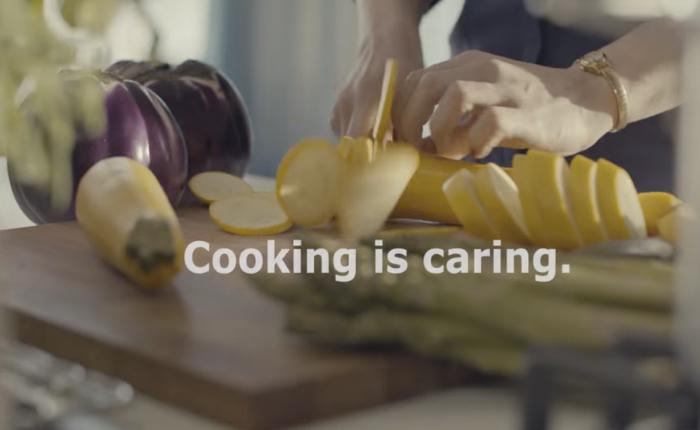 IKEA ส่งโฆษณาน่ารักย้ำชัดการทำอาหารให้ใคร = เราแคร์เขามากเท่าใด?