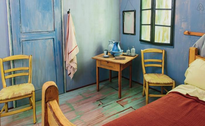 เอเจนซี่หัวใส โปรโมทอีเว้นท์ศิลปะด้วยการเสกห้องนอนของแวนโก๊ะ ให้เช่าใน Airbnb แค่คืนละ 360 บาท!