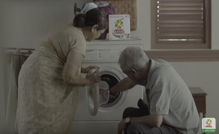 แบรนด์ผงซักฟอกอินเดีย จุดประเด็นให้แง่คิดความเท่าเทียมระหว่างเพศ ทำไมเรื่องซักผ้าต้องเป็นงานของผู้หญิงเท่านั้น?