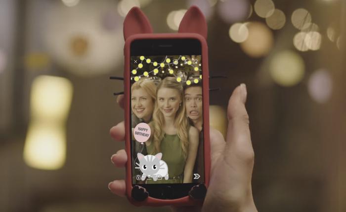 SnapChat หารายได้ทางใหม่เปิดให้ลูกค้าทั่วไป-แบรนด์สร้างฟิลเตอร์ด้วยตัวเอง