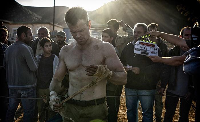 แมตต์ เดม่อน กลับมาอีกครั้งในบท Jason Bourne