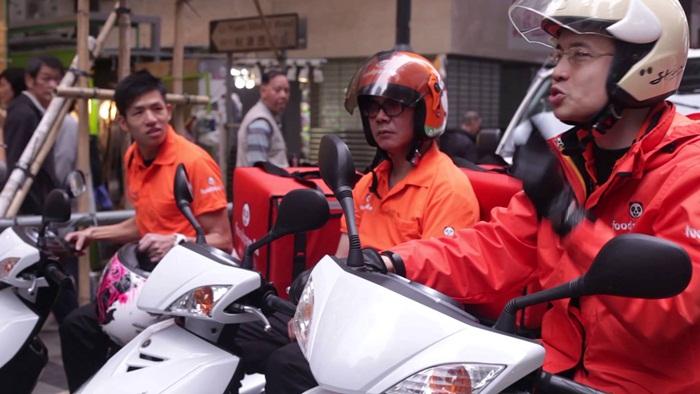 Foodpanda-riders-hong-kong
