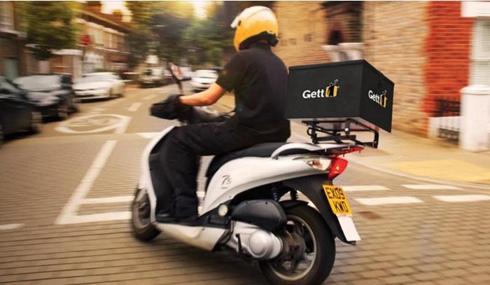 แบรนด์แท็กซี่ Gett ผันตัวทำธุรกิจส่งพัสดุทันใจ-ค่าส่งเหมาจ่าย 300 บาท