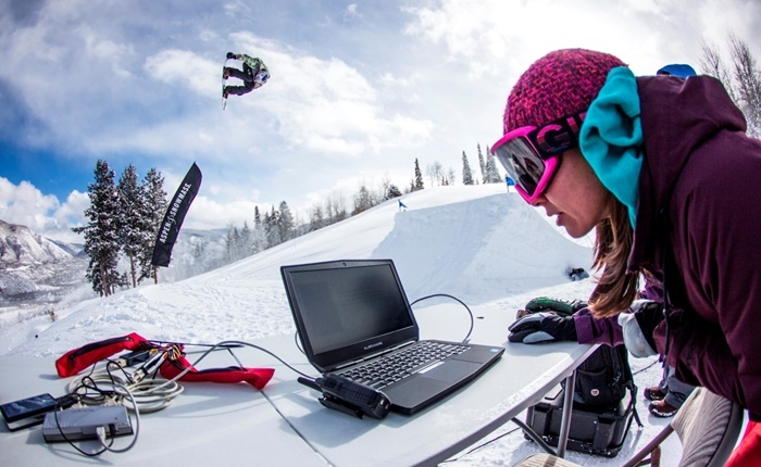 อินเทลนำเทคโนโลยีเข้ายกระดับประสบการณ์การชมและการแข่งขันกีฬา X Games Aspen 2016