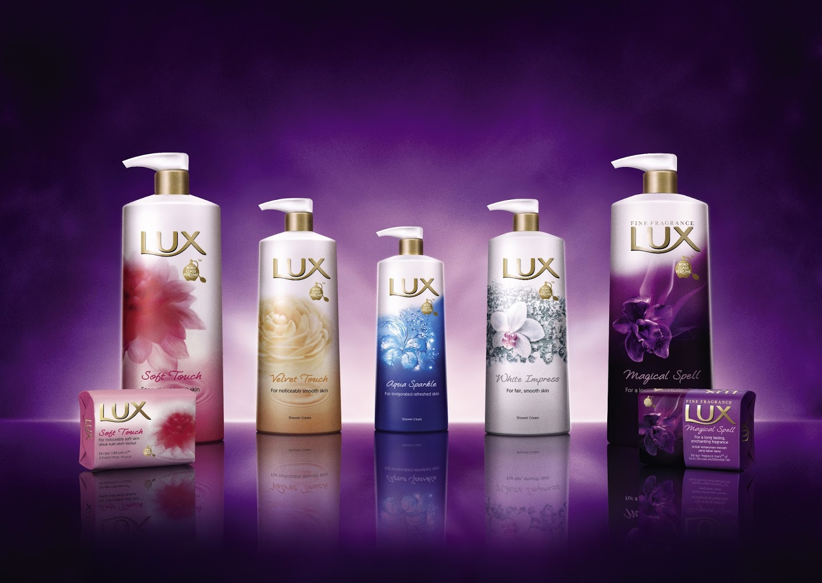 Lux Product Shot