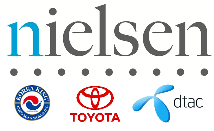Nielsen เผยภาพรวมการใช้งบโฆษณาประจำเดือนมกราคม 2559