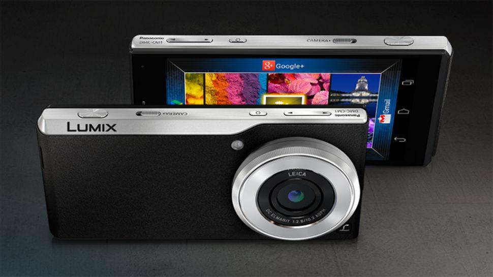 Panasonic Lumix CM1-970-80