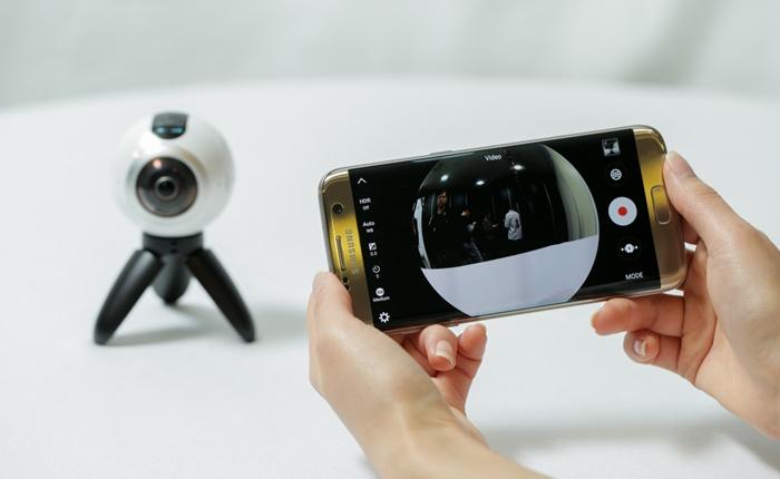 ซัมซุงพลิกโฉมการบันทึก แชร์ภาพและวิดีโอช่วงเวลาน่าจดจำด้วย เกียร์ 360