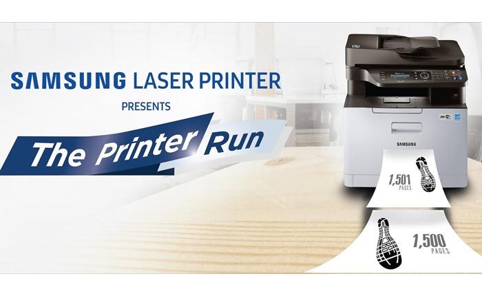 """""""ซัมซุง เลเซอร์พรินเตอร์ SL-C480 FW"""" เลเซอร์พรินเตอร์มัลติฟังก์ชัน ที่สุดแห่งความคุ้มค่าพิมพ์ได้ถึง 1,500 แผ่น"""