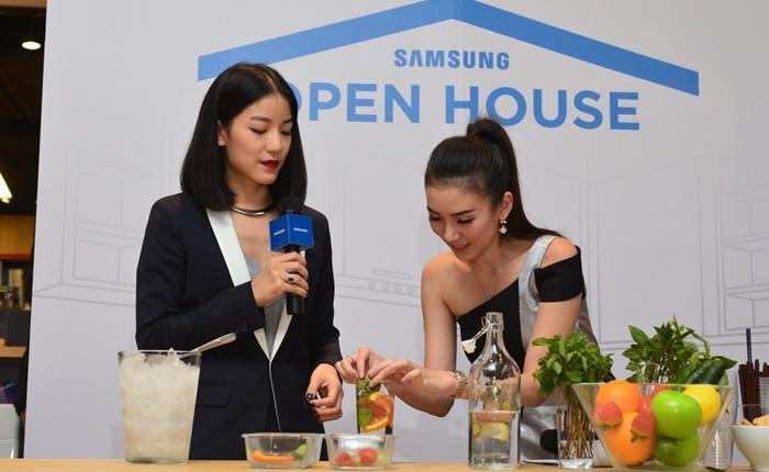 """ซัมซุงพลิกโฉมหน้าร้านเครื่องใช้ไฟฟ้าในบ้านครั้งยิ่งใหญ่ สู่รูปแบบ """"ซัมซุง โอเพ่น เฮ้าส์"""""""