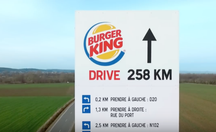 """แลกกันคนละหมัด """"McDonald's vs Burger King"""" ปล่อยโฆษณาบลัฟกันมันส์"""