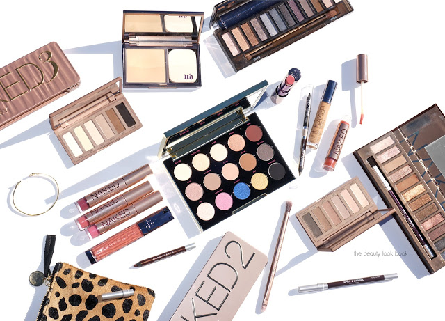 Urban Decay x Nordstrom © 2015 via The Beauty Look Book