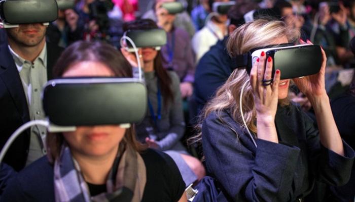 VR tech Facebook