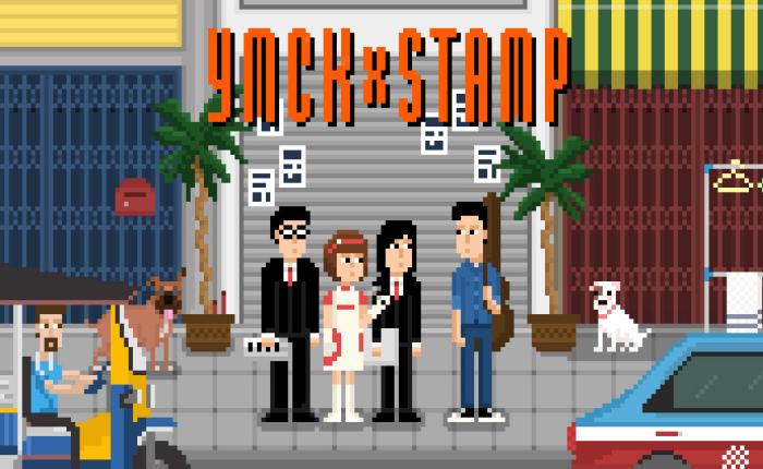 """ครั้งแรกในไทยกับ MV ใหม่จาก """"แสตมป์ อภิวัชร์"""" ที่ผู้ชมสามารถเล่นเกมสไตล์ 8-bit ขณะชมได้"""