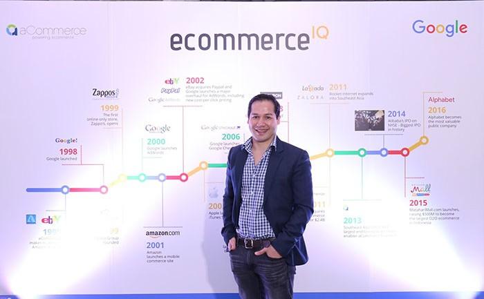 """""""พอล ศรีวรกุล"""" กับมุมมองด้าน e-Commerce ที่คนออนไลน์ต้องรู้"""