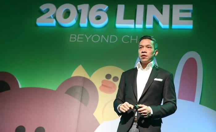 LINE Vision 2016 เป็นได้มากกว่า และไปได้ไกลกว่าแค่ แอพแชท
