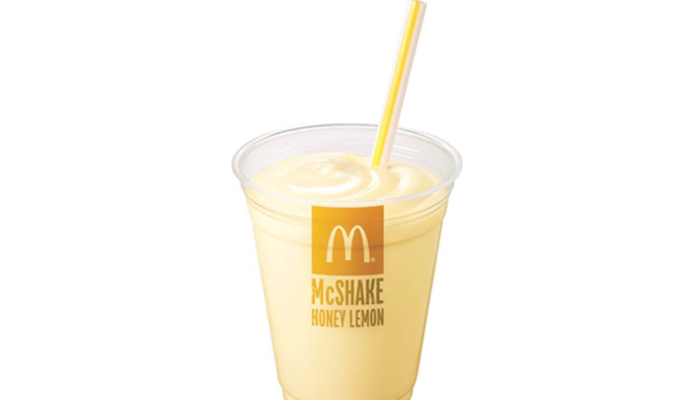 "McDonald's Japan ส่งเมนูใหม่ ""น้ำผึ้งมะนาวปั่น"" โดนใจคนญี่ปุ่น"