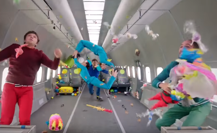 OK Go ปล่อยเอ็มวีใหม่ผ่าน Facebook เท่านั้น ไม่ลงใน Youtube เหมือนเช่นเคย