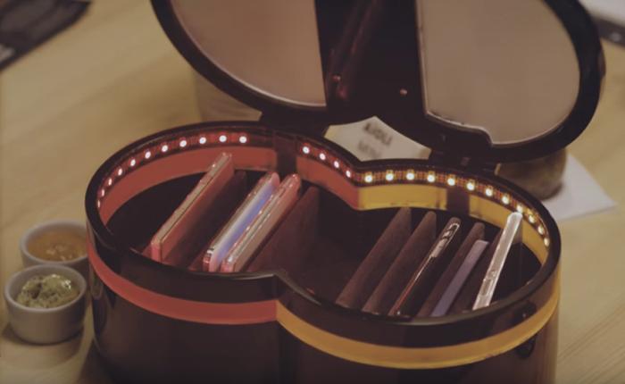 MasterCard สร้างกล่องใส่มือถือ ถ้าคนยอมห่างจากมือถือเอาส่วนลดค่าอาหารไปเลย