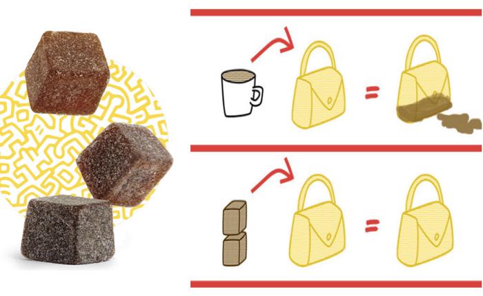 ชี้ช่องขนมฮิตใหม่จากแดนมะกัน Go Cubes กาแฟเคี้ยวได้ พลังงานพุ่ง!