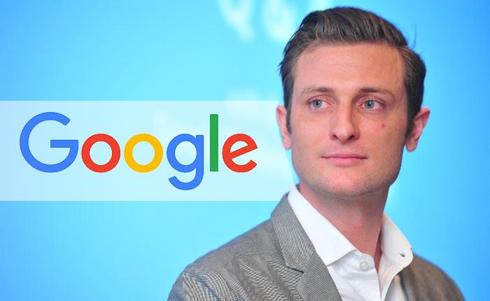"""เปิดตัวครั้งแรก """"เบน คิง"""" หัวหน้าฝ่ายธุรกิจ Google ประเทศไทยคนใหม่"""