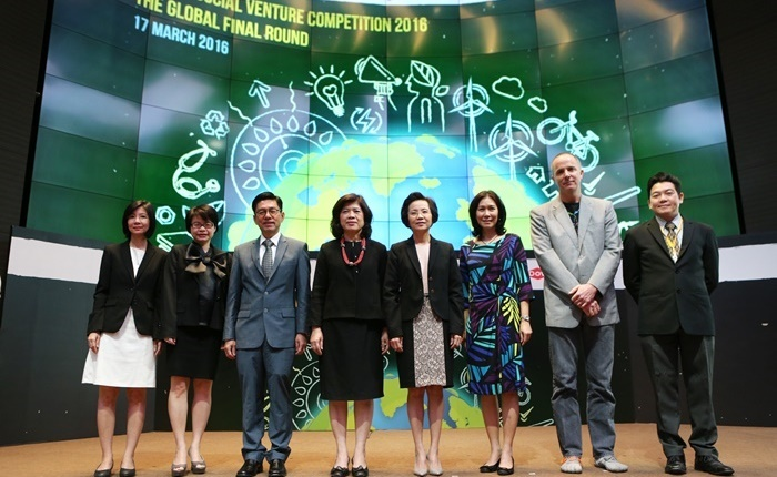 """ตลาดหลักทรัพย์ฯ ร่วมกับ Thammasat Business School และธนาคารไทยพาณิชย์ จัดการแข่งขัน """"GSVC 2016 รอบชิงแชมป์โลก"""""""