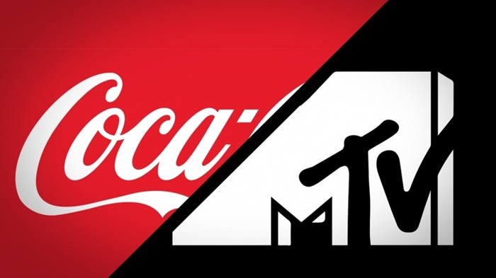 MTV and Coke
