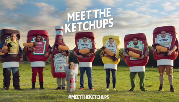Heinz ส่งแคมเปญง่ายๆ แต่มาแรง-ผลตอบรับดีเยี่ยมช่วง Super Bowl