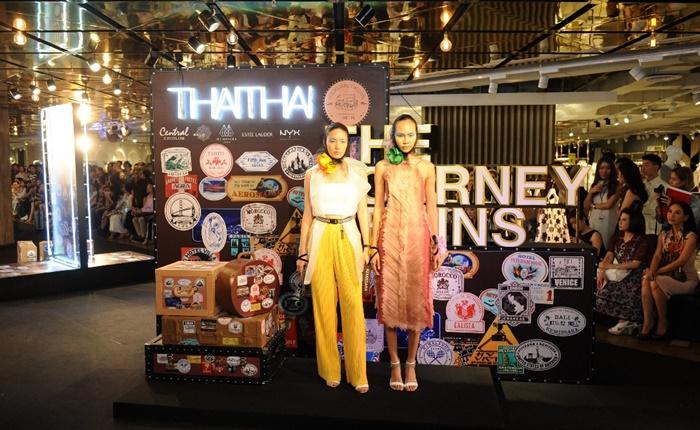 """แฟชั่นเลิฟเวอร์โซน """"THAITHAI:THE JOURNEY BEGINS"""" จาก 15 แบรนด์ไทย สุดสตรอง!"""