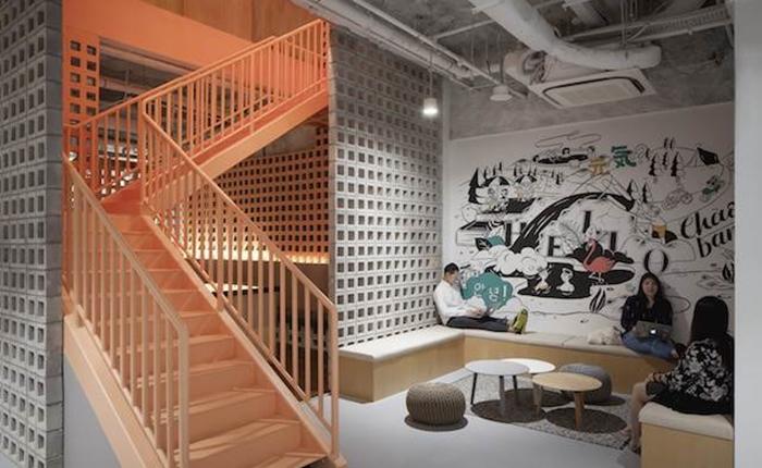 ถ้าสำนักงาน  Airbnb สิงคโปร์ จะสวยขนาดนี้ ก็อยากให้อยู่ในลิสต์ห้องพักซะเลย