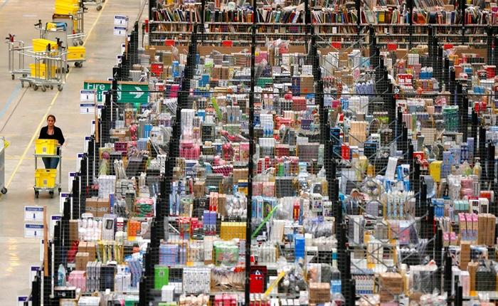 Amazon เตรียมจ้างงานเพิ่มกว่า 1,000 คนที่อังกฤษ รองรับการเพิ่มศูนย์จำหน่ายสินค้า