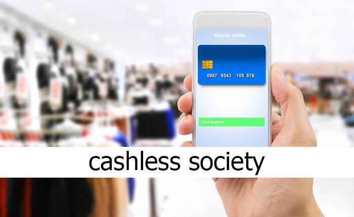มาทำความรู้จัก Cashless Society สังคมที่ปราศจากเงินสด