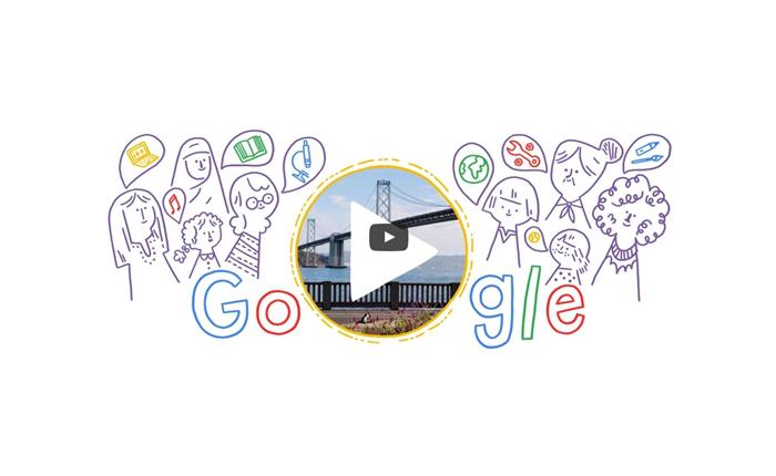 """#OneDayIWill แคมเปญจาก Doodles Google ฉลอง """"วันสตรีสากล"""" ชวนแชร์ความฝันของคุณให้โลกรู้"""