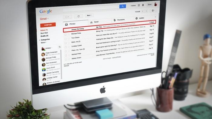 Gmail เตรียมใช้ฟีเจอร์ Smart Reply ตอบอีเมล์อัตโนมัติ