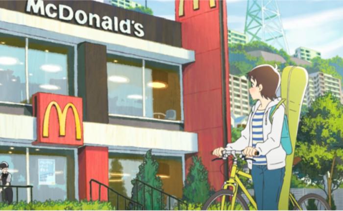 McDonald's ญี่ปุ่น ทำอนิเมชันสุดน่ารัก ชวนคนมาร่วมงานด้วย