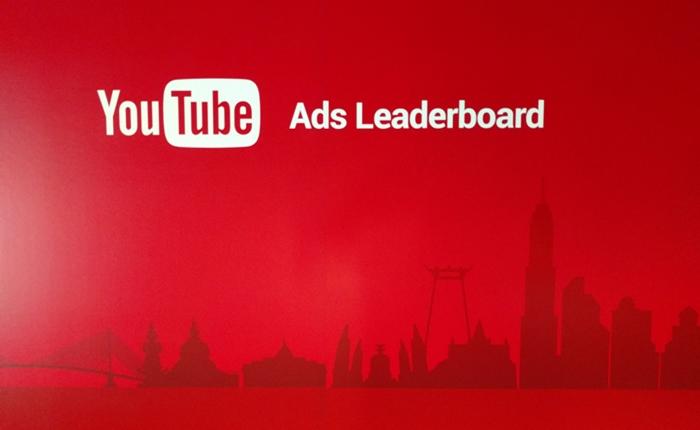 Google ไทย เผย 10 อันดับ YouTube Ads Leaderboard ประจำปี 2558