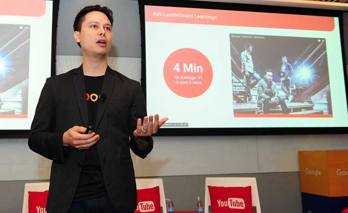 เก็บตก Trend & Insight  Video Content จากงาน YouTube Ads Leaderboard 2015