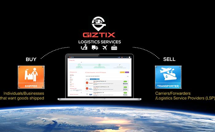Giztix กิสติกส์ เปลี่ยนระบบขนส่งสินค้าไทยสู่ e-Logistics ระดับโลก