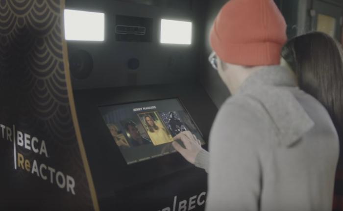 เทศกาลหนังใช้ตู้ไฮเทคชวนคนเลียนเสียงดาราในหนังใครทำได้เนียนสุดเอาตั๋วไปดูฟรี