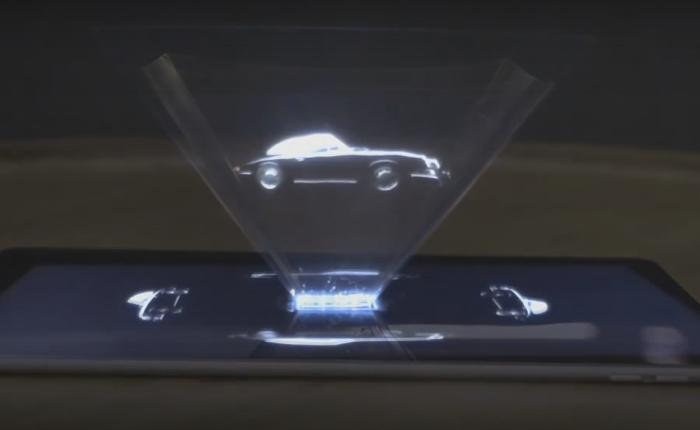 รถ Porsche อัปเกรดสื่อเก่าอย่างนิตยสารเพื่อโปรโมทรถใหม่ได้อย่างสุดมัลติมีเดีย!