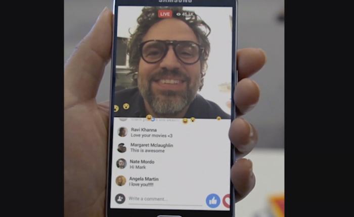 Facebook Live อัปเกรดใหม่ อินเตอร์แอคทีฟยิ่งขึ้น การันตีเพิ่มยอดเม้นต์ได้กว่าเดิม 10 เท่า!